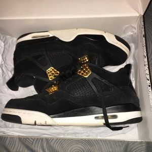 "Jordan 4 ""Royalty"" Size 11 USED"